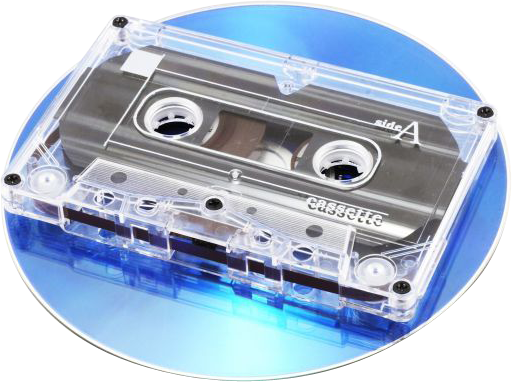 Convert Audio Tape to CD Burnt Oak